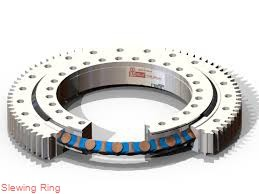 CRBS 1108 slim type crossed roller bearing for robotic arm