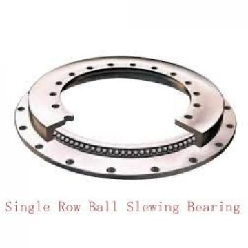 SLEWING RING BEARING WITH TEMPERING AND QUENCHING Hardness slewing table bearing slewing bearing inner gear