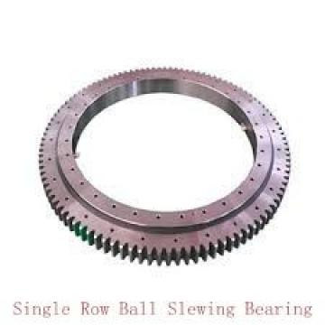 Non gear slewing bearing for oil & gas equipment