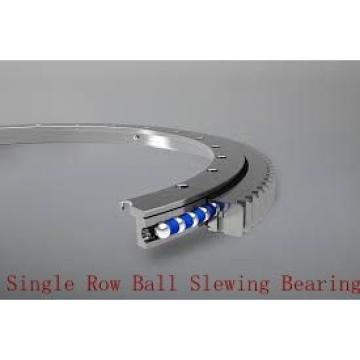 double row ball slewing bearing used on truck mounted cranes