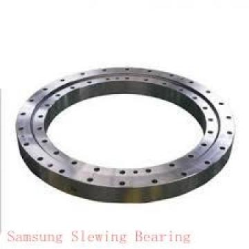 china manufacture slewing ring bearing used for excavator crane