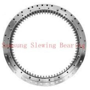 light types single row contact ball swing ring