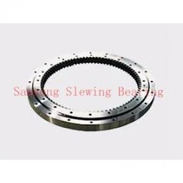 double row contact ball rotating slewing ring bearing