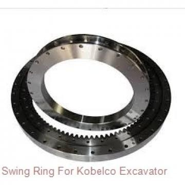 external gear china manufacture slewing bearing