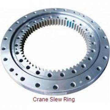 construction machinery three row roller bearing slew gear bearing