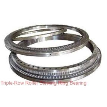 external gear slewing bearing for building crane