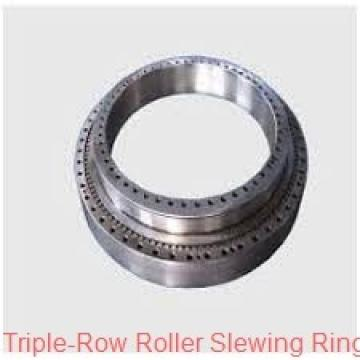 heavy load three row crossed roller excavator turntable bearing made in china