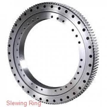 light types slewing gear bearing,turntable bearing for pile driver