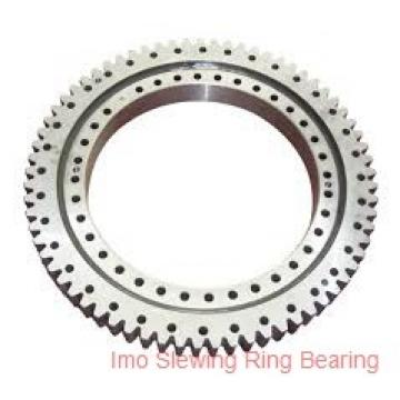 high rotating single row ball slewing ring bearing