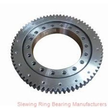 raceway heat treatment excavator slew ring bearings