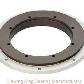 heat treatment excavator turntable bearing ,swing circle