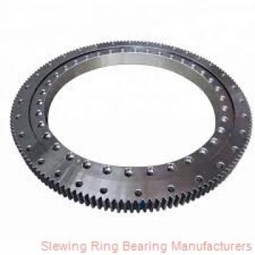 VI160288-N Four point contact ball bearings (Internal gear teeth)