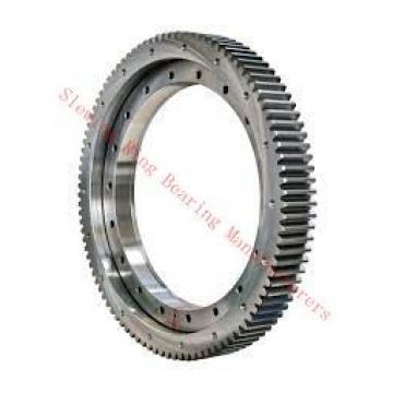 double row ball slewing bearing rotating table bearing