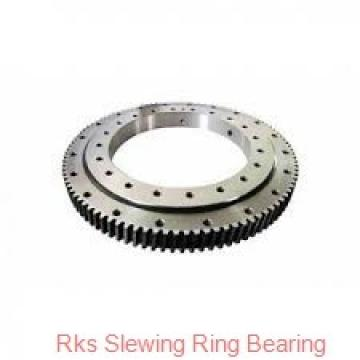 Single-Row Four Point Contact Slewing Ball Bearing with Internal Gear 9I-1b40-1086-0450