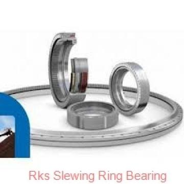 Single-Row Four Point Contact Slewing Ball Bearing with Internal Gear 9I-1b25-0763-0186