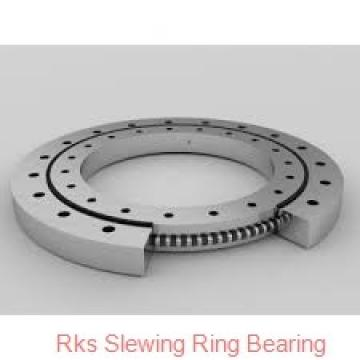 Four-Point Non-Gear Single-Row Contact Ball Slewing Bearing 9o-1b25-0380-0852