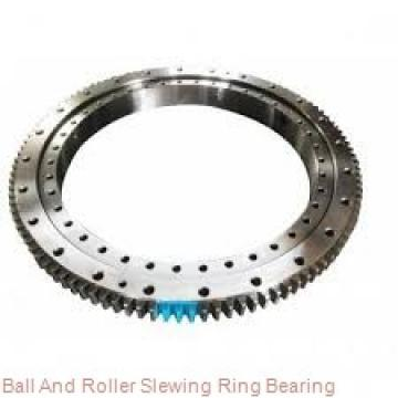 Worm Drive with Hydralic Motor Slewing Drive Used in Industrial Robot