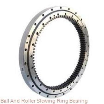 Wea17 Slewing Drive with Hydraulic Motor for Excavator Parts
