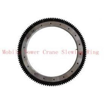 Single- Row Ball Slewing Ring Model Slewing Bearing Outer Ring Size