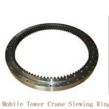 Trailer Parts Single Slewing Bearings Rings Turntable for Sale