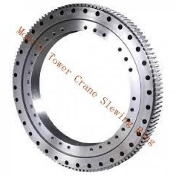 Stock Four-Point Contact Slewing Bearing Ring with External Gear