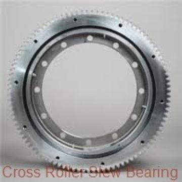 General Machine Parts with Flange Four Point Contact Ball Slewing Bearing