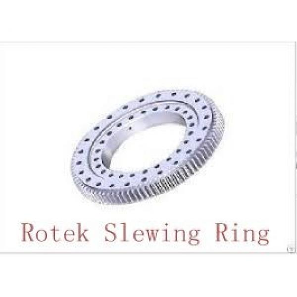 three row roller construction slewing ring bearing apply for marine #1 image