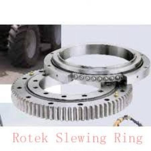 Slewing ring and crown rotation for crane #1 image