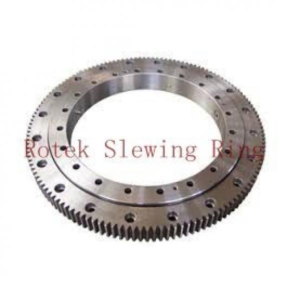 Motorcycle  Heavy Machinery  Three- Row Roller Slewing Bearing  Auto Parts #1 image