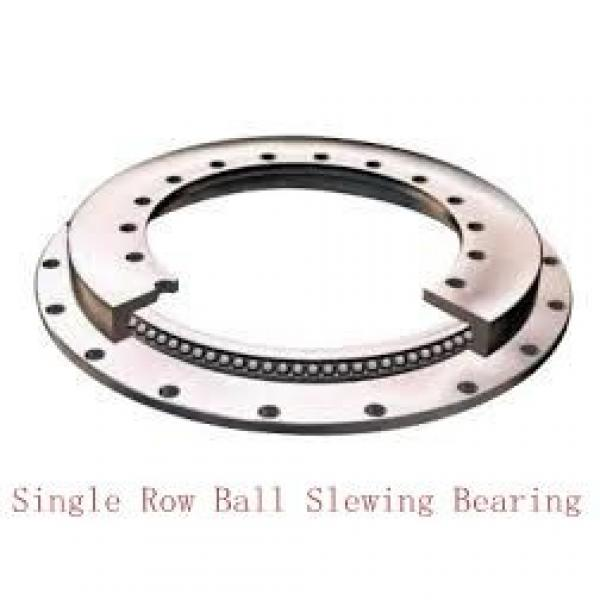 static and dynamic loading analysis of welding slewing ring bearing for high quality slewing ring #2 image