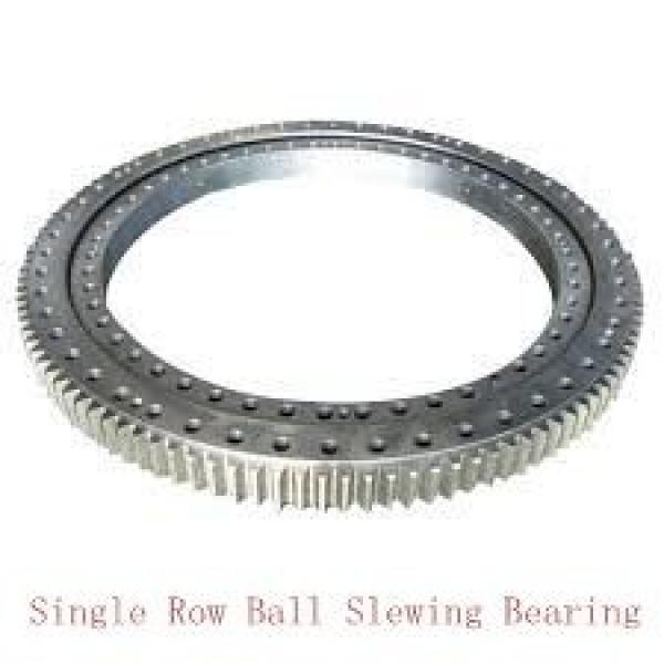heavy duty excavator slewing ring bearing,turntable bearing #1 image