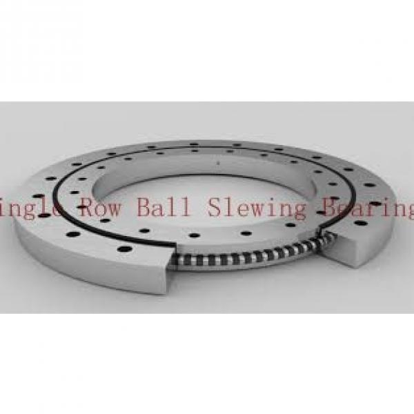 High quality Slewing Drive with heavy loading and Strong torque for slow rotating solar panel kits #1 image