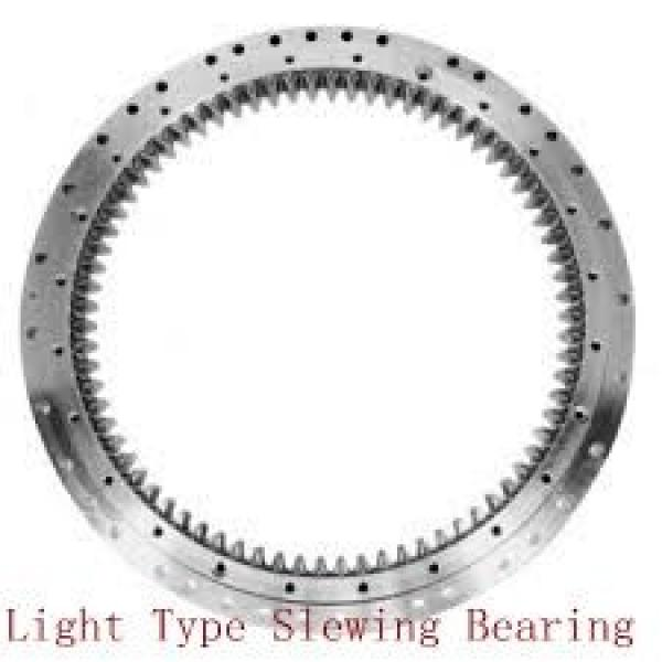 RK6-22P1Z slewing bearing for industrial positioners #3 image