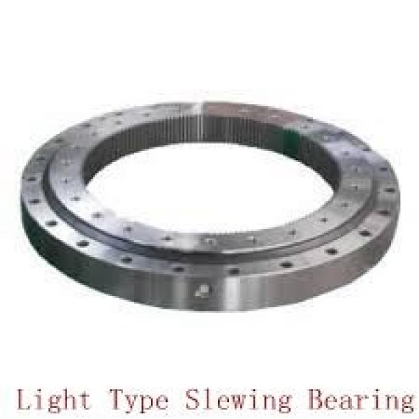 double row contact ball slewing ring bearing #2 image
