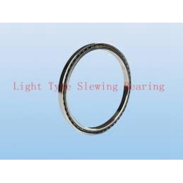 Tower Crane Slew Ring Slewing Bearings for Property Real Estate Construction #3 image