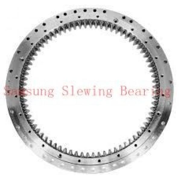 slewing rings for rubber tire gantry crane #1 image