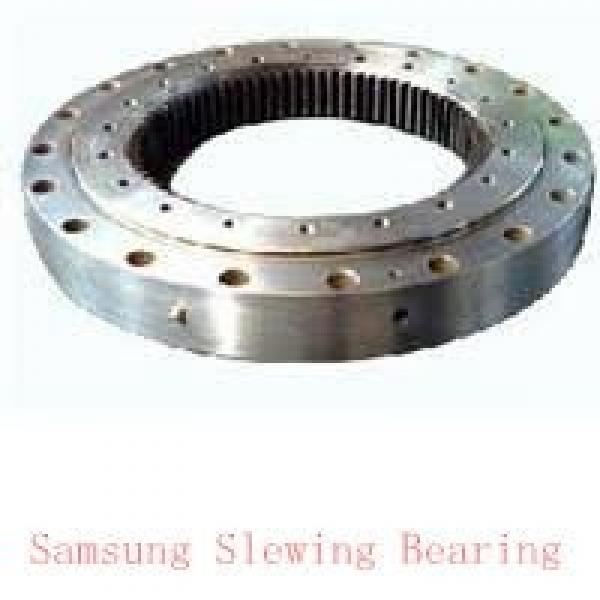 china manufacture three row roller slewing ring bearing #1 image