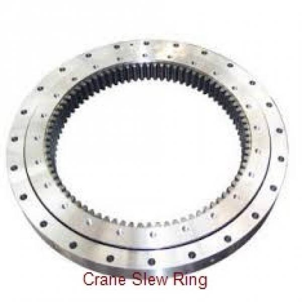 construction machinery three row roller bearing slew gear bearing #3 image