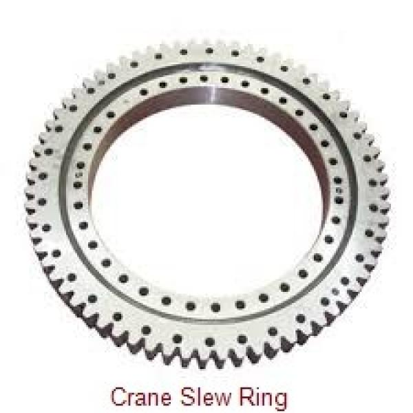 cheap price for light types slewing gear bearing,turntable bearing #3 image