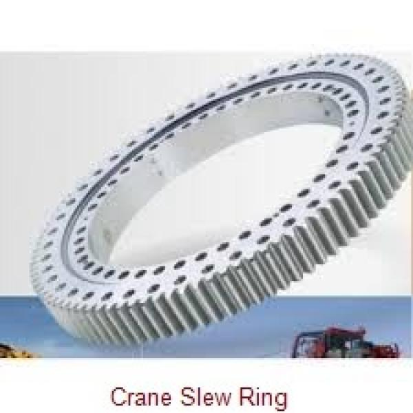 slewing ring bearing for heavy duty flatbed #3 image