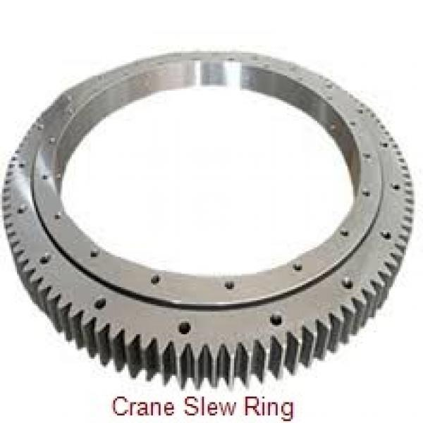 cheap price for light types slewing gear bearing,turntable bearing #2 image
