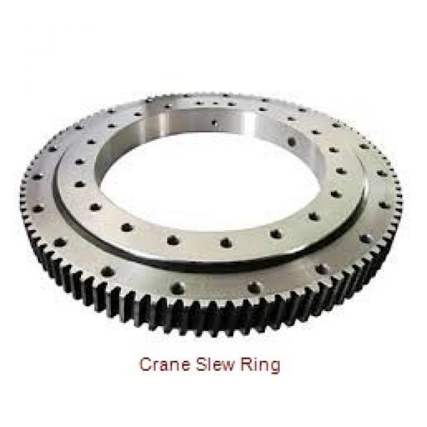 double rows large slewing ring for military robot equipment #3 image