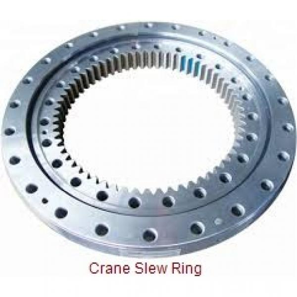 construction machinery three row roller bearing slew gear bearing #2 image