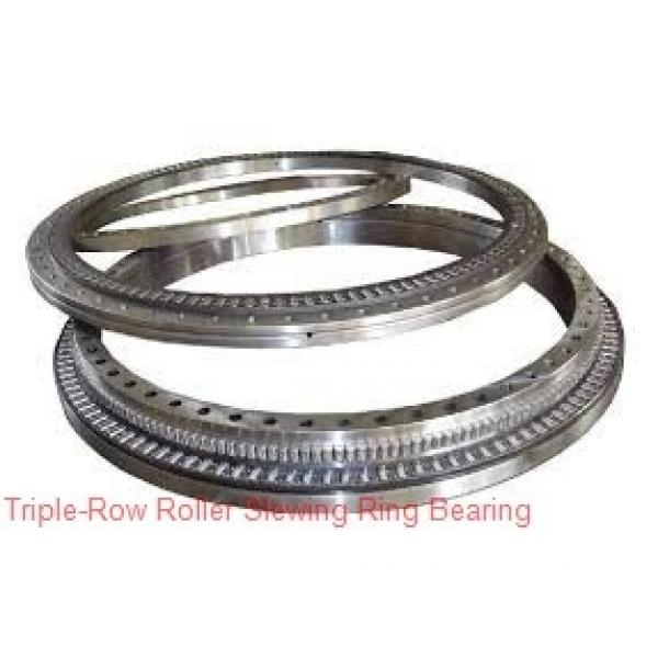 external gear slewing bearing for building crane #1 image