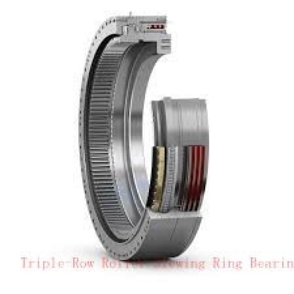 CRBS1108V full complement crossed roller bearing #1 image