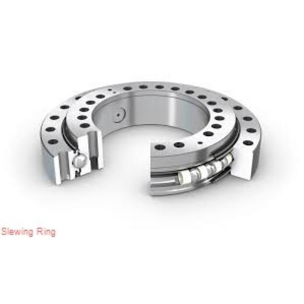 light types slewing gear bearing,turntable bearing for pile driver #1 image