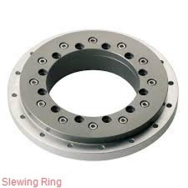 high quality best price crane slew ring turntable bearing roller bearing for wind turbine #2 image