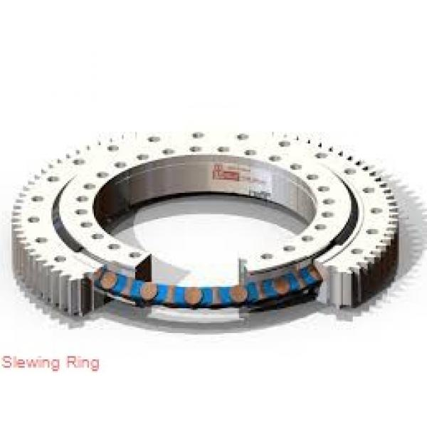 high quality best price crane slew ring turntable bearing roller bearing for wind turbine #1 image