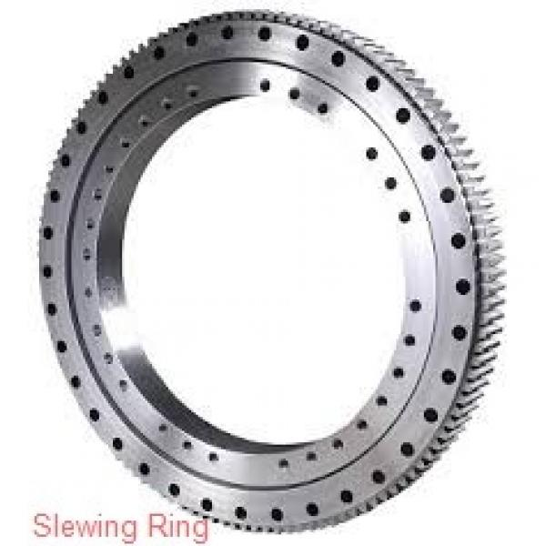 light types slewing gear bearing,turntable bearing for pile driver #2 image