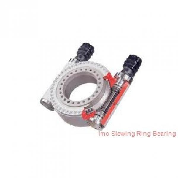 VU140325 Four point contact slewing bearing (without gear teeth) #3 image